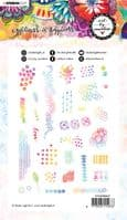 Art by Marlene - Cling Stamps - #47
